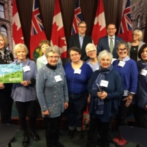 24. GASP - Ontario Legislature protect our waterFeb. 27