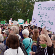 27.grandma carole in protest crowd
